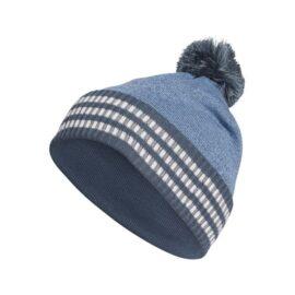 golfová čepice modrá