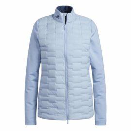 adidas frosguard ladies jacket blue sky golfova bunda 1