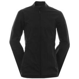 Golfová bunda Adidas Provisional Rain Jacket black Bundy