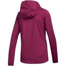 Adidas Provisonal Ladies Jacket purple Oblečení