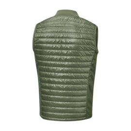 Golfová vesta Mizuno Move Warmer Gilet green Oblečení