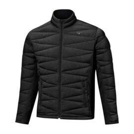 Golfová pánská bunda Mizuno Tech Fill Jacket black Bundy