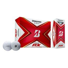 Bridgestone Tour B RX 12-pack golfové míčky Nové míčky