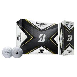 Bridgestone Tour B X 12-pack golfové míčky Nové míčky