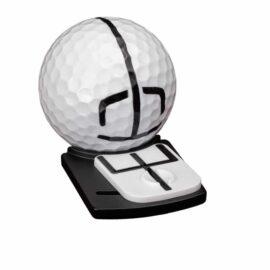 Trident Align marker golfového míčku Golfové doplňky