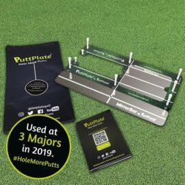 FatPlate PuttPlate tréninková golfová pomůcka Domácí golfové tréninkové studio