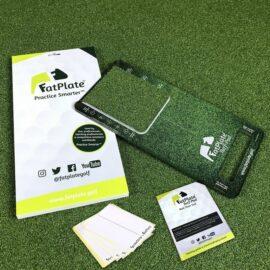 FatPlate Turf-Pad tréninková pomůcka na golf Domácí golfové tréninkové studio