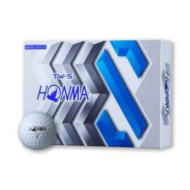Honma TW-S 12pack golfové míčky Nové míčky