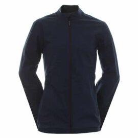 Golfová bunda Adidas Provisional Rain Jacket navy Bundy