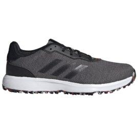 Adidas S2G black pánské golfové boty Pánské boty na golf