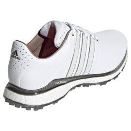 Adidas Tour 360 XT-SL 2.0 white pánské golfové boty Pánské boty na golf