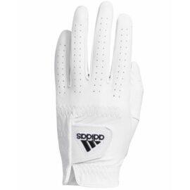 Adidas Ultimate Leather white golfové rukavice Klasické