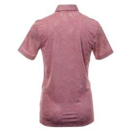 Adidas Ultimate 365 Camo Polo pink Panské trička na golf