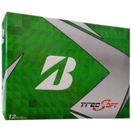 Bridgestone TreoSoft white 12-pack golfové míčky Nové míčky