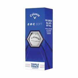 Callaway ERC Soft white 12-pack golfové míčky Golfové míčky Callaway