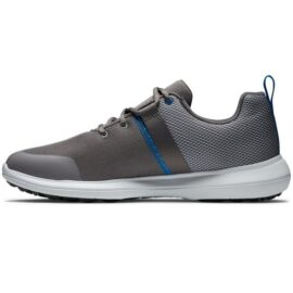 Footjoy Flex steel/blue golfové boty Pánské boty na golf