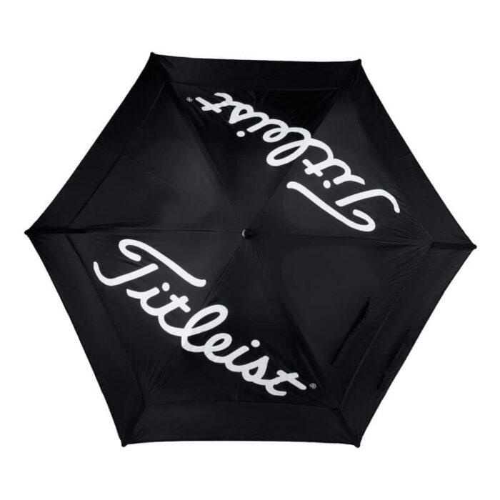 """Titleist Players Double Canopy Umbrella 68"""" golfový deštník Deštníky"""
