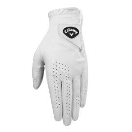 Golfové rukavice Callaway Dawn Patrol white Klasické
