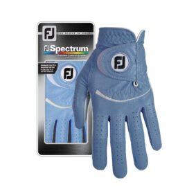 Footjoy Spectrum Ladies blue golfové rukavice Klasické dámské