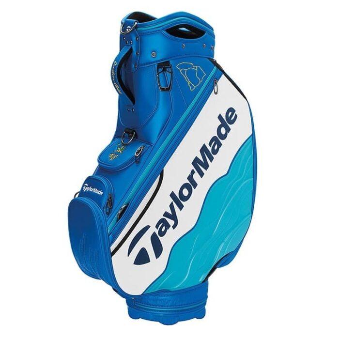 Turnajový golfový bag TaylorMade Tour Staff Bag Limited Edition PGA Championships Cartbags (bagy na vozík)