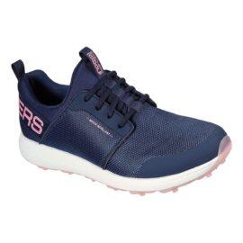 Skechers Go Golf Max Sport Ladies navy/pink dámské golfové boty Dámské boty na golf