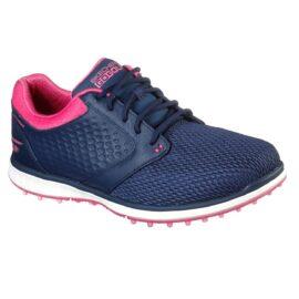 Skechers Go Golf Elite V.3 Grand Ladies navy/pink dámské golfové boty Dámské boty na golf