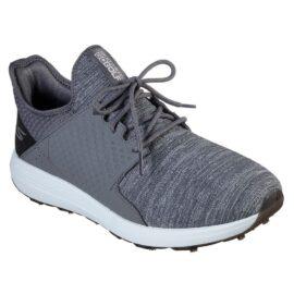 Skechers Go Golf Max Rover charcoal pánské golfové boty Pánské boty na golf