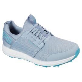 Skechers Go Golf Max Sport Ladies blue dámské golfové boty Dámské boty na golf
