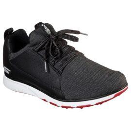 Skechers Go Golf Mojo Elite black/red pánské golfové boty Pánské boty na golf