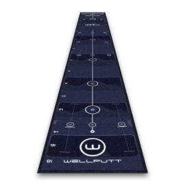 Well-Putt Mat 4m THE OPEN LIMITED EDITION patovací koberec Golfové doplňky