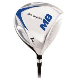 Ben Sayers M8 Blue pánský golfový set s bagem (8 holí) Golfové sety