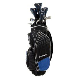 Ben Sayers M8 Blue pánský golfový set (grafit) Golfové sety