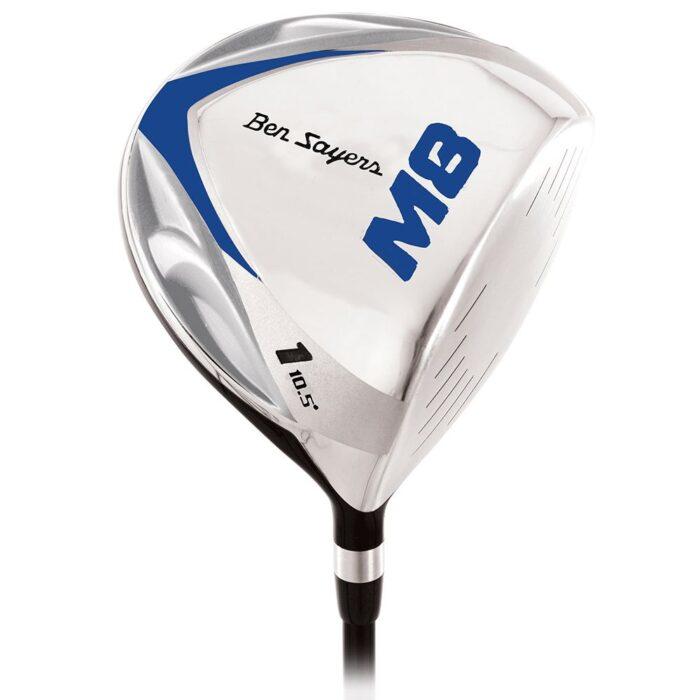 Ben Sayers M8 Blue pánský golfový set (ocel/grafit) Golfové sety
