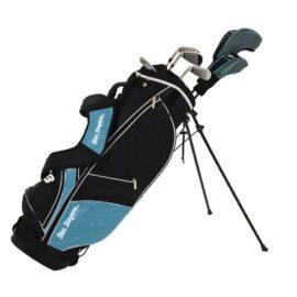 Ben Sayers M8 Blue Sky Ladies dámský golfový set s bagem (6 holí) Golfové sety