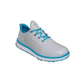 callaway halo diamond ladies grey navy dámské golfové boty 2