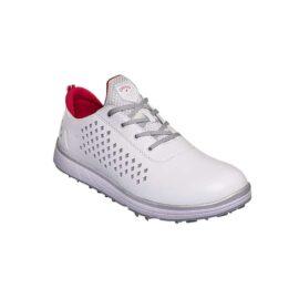 callaway halo diamond ladies white pink dámské golfové boty 2