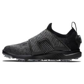Footjoy HyperFlex BOA black/charcoal pánské golfové boty Pánské boty na golf