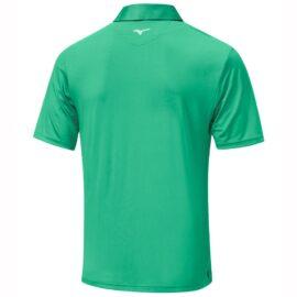 mizuno quick dry mirage polo green tričko polo 2