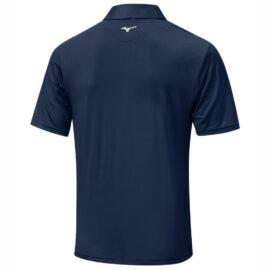 Mizuno Quick Dry Mirage Polo navy tričko polo Panské trička na golf