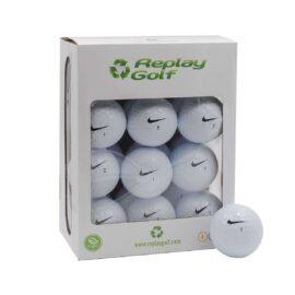 Golfové Míčky Nike mix A/B 24-pack Hrané míčky (lake balls)
