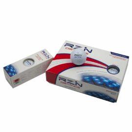 RZN Distance Soft Surlyn 12-pack golfové míčky Nové míčky