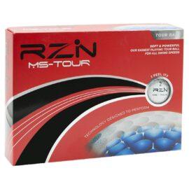 RZN MS-Tour Urethane 12-pack golfové míčky Nové míčky
