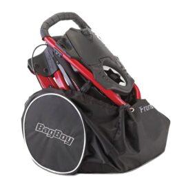 Bag Boy TriSwivel Dirt Bag Doplňky pro golfové vozíky