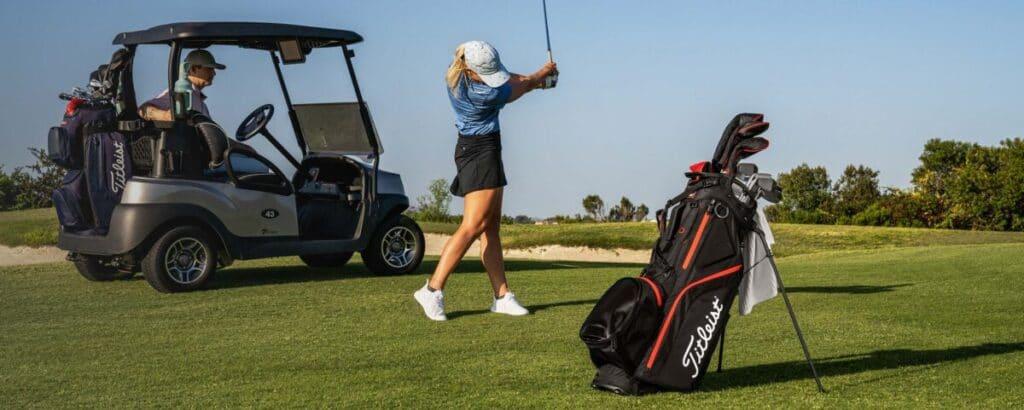 Co by nemělo chybět v golfové tašce?