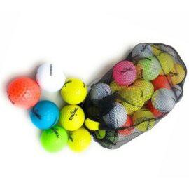 Golfové Míčky Spalding mix 24-pack Hrané míčky (lake balls)