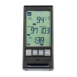 Golfový mobilní monitor odpalů SuperSpeed Golf PRGR Black Portable Trenažéry