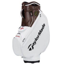Turnajový golfový bag TaylorMade Tour Staff Bag Limited Edition British Open 2021 Staff Bags
