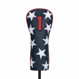 Obal na hlavu golfové hole Titleist Stars & Stripes Headcover (driver) Kryty na hlavy