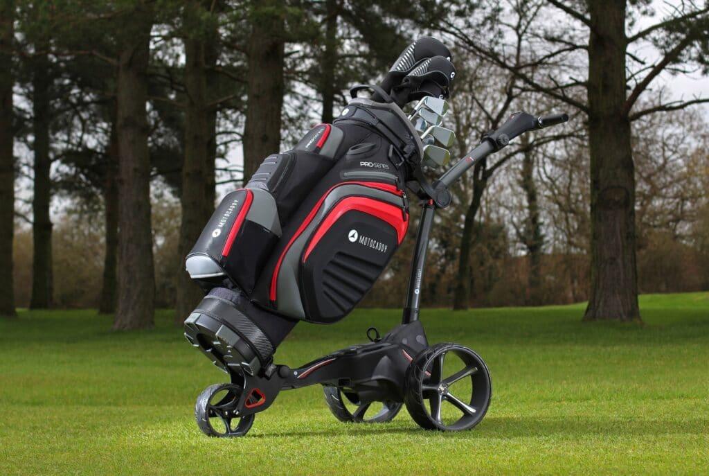 Jak používat golfový vozík?