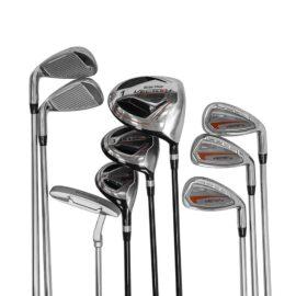 Longridge Vector+ Ladies Package kompletní dámský golfový set Golfové sety